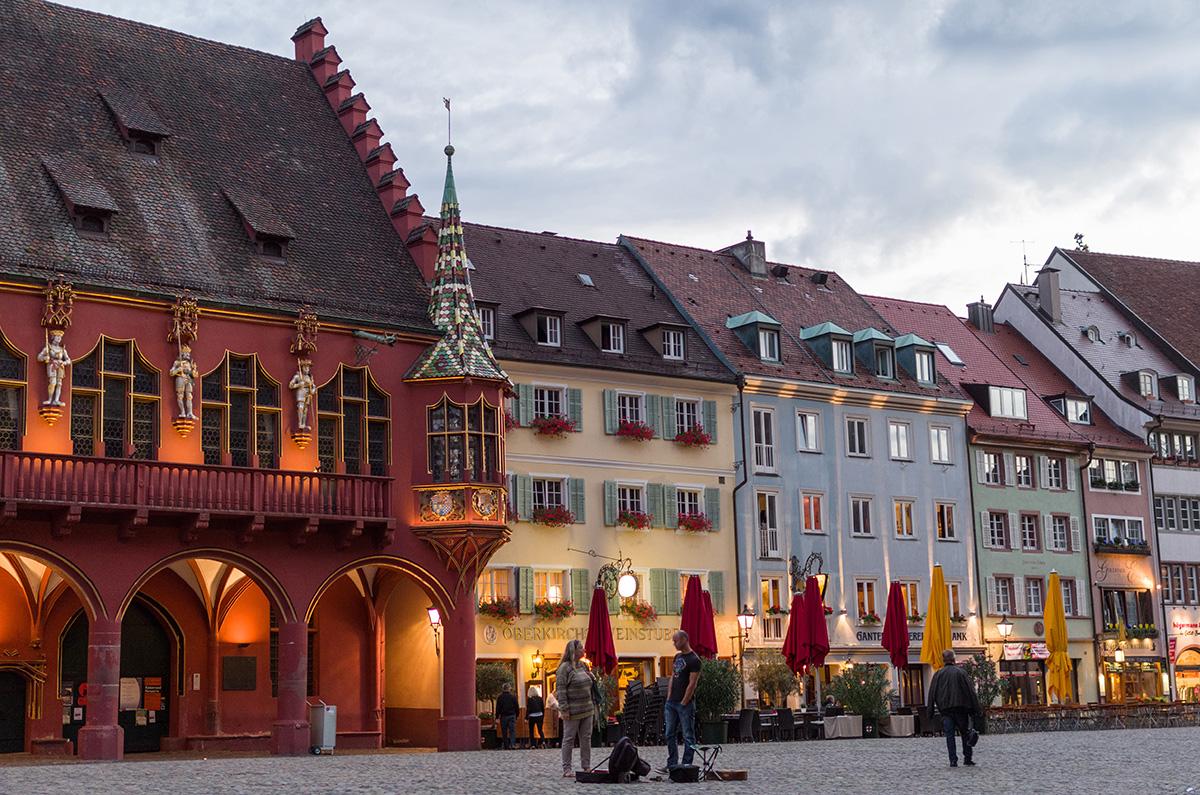 Münsterplatz-Freiburg