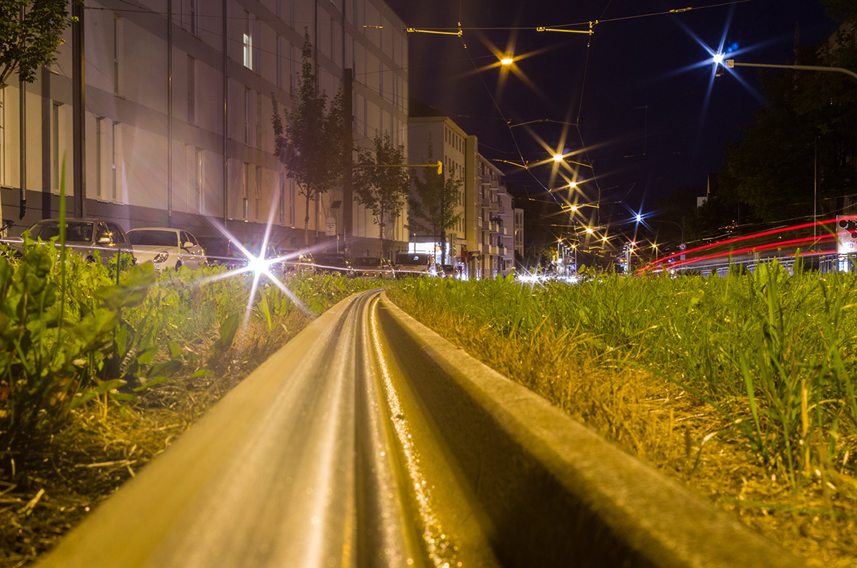Schienen-in-der-Habsburger-Straße