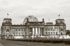 Der Reichstag / The Reichstag