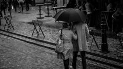 Regenspaziergang | Strolling in the rain