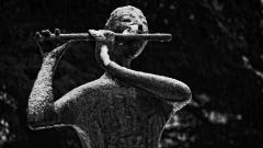 Flötenspieler | Flute player