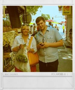 Lichtikone Polaroid Conny TP